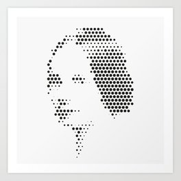 ADA LOVELACE | Legends of computing Art Print