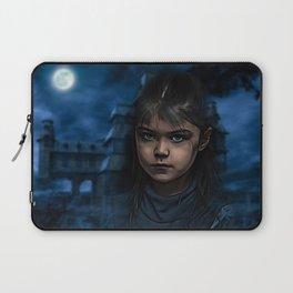 blu horror Laptop Sleeve