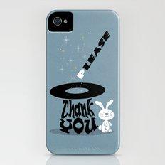 Magic Words Slim Case iPhone (4, 4s)
