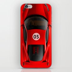 Super Car 05 iPhone Skin