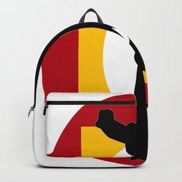 Flamenquería Backpack