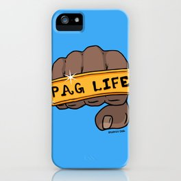 Pag Life iPhone Case