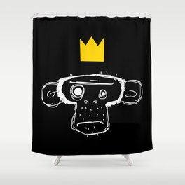 Monkey King Shower Curtain