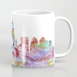 Cincinnati City Skyline Ohio Coffee Mug