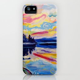 The Denman Sunrise iPhone Case