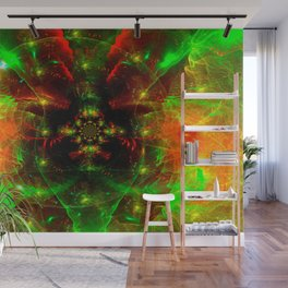 Crab Stardust- The Mind Explodes Wall Mural