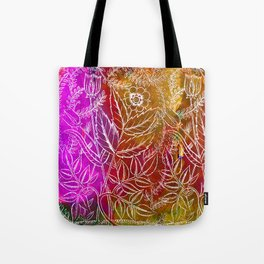 Into the artifice of eternity Tote Bag