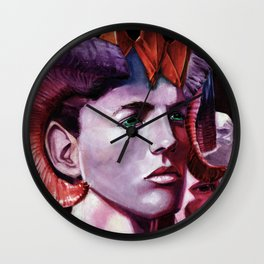 The Satyrs Wall Clock
