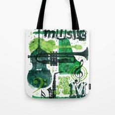 Music Jam Tote Bag
