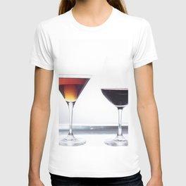 Silver Platter Libations T-shirt