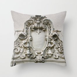 Divinely Decadent Throw Pillow