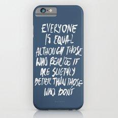 Equal iPhone 6s Slim Case