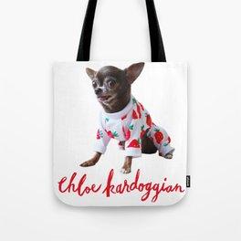 Chloe Kardoggian Tote Bag Tote Bag
