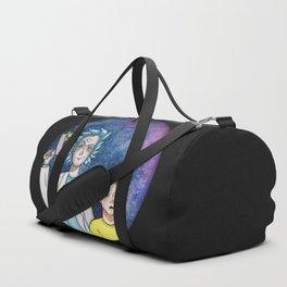 Wubba Lubba Dub Dub Duffle Bag