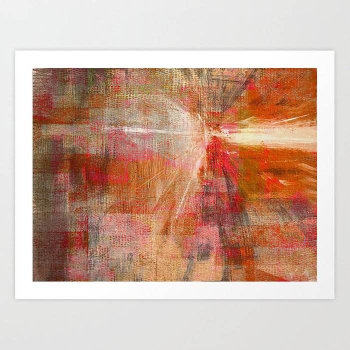 Synapse Art Print