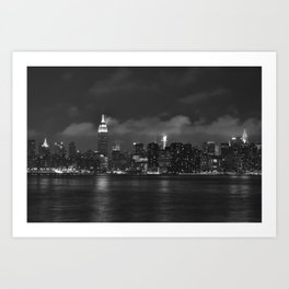 - NY - Art Print