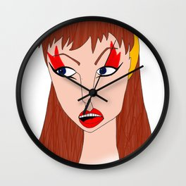 we don't put out Wall Clock