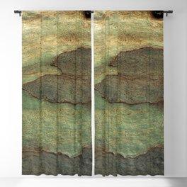 Eucalyptus Tree Bark 6 Blackout Curtain