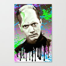 Frankenstein's monster, Jason Wing. Canvas Print