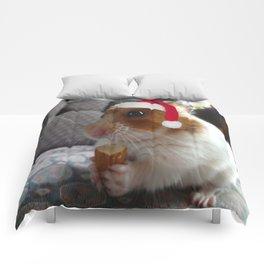 Christmas Hamster Comforters
