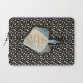 Big Fish in an Ocean of Small Fish Laptop Sleeve
