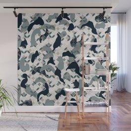 Japanese Patterns 18 Wall Mural
