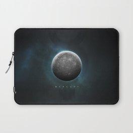 A Portrait of the Solar System: Mercury Laptop Sleeve