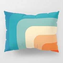 80s Vintage pattern Pillow Sham