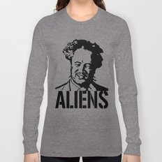 Giorgio A. Tsoukalos (The Alien Guy) Long Sleeve T-shirt