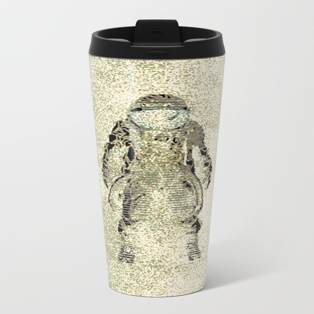 Spcmn Drngstrks Metal Travel Mug by Vividvivi MTM8015512