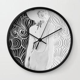 lettin' go Wall Clock