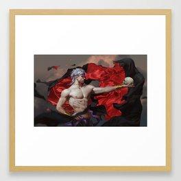 No.3 DIO Framed Art Print