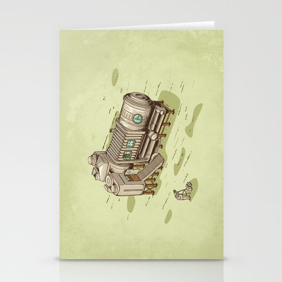 Cam Suite Stationery Cards