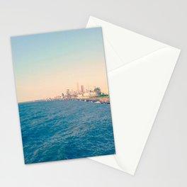 Cleveland Skyline  Stationery Cards