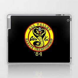 cobra kai karate clan Laptop & iPad Skin