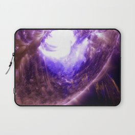 Purple Star Laptop Sleeve