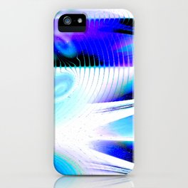 Flow or Crash iPhone Case