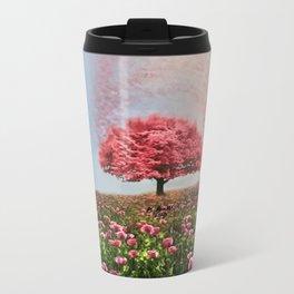 Maple Tree Explosion  Travel Mug