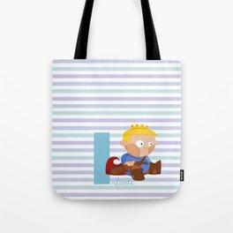 i for infante Tote Bag