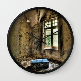 Going Somewhere? Wall Clock