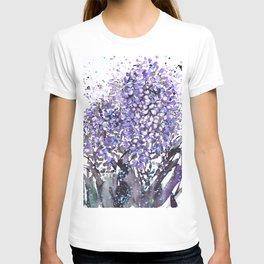 Sumie No.13 hyacinth T-shirt