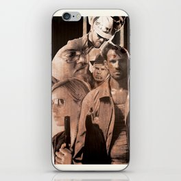 Goons iPhone Skin