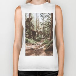 Wild summer - Landscape and Nature Photography Biker Tank