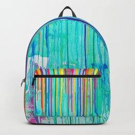 Rainbow Tears Backpack