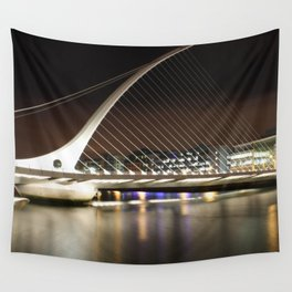 Samuel Beckett Bridge, Dublin Wall Tapestry