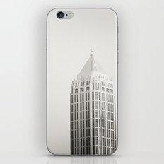 Three Buildings  iPhone & iPod Skin
