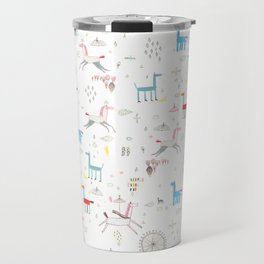 Merry-go-round Travel Mug