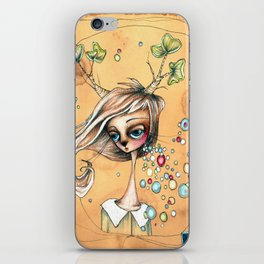 annika iPhone Skin