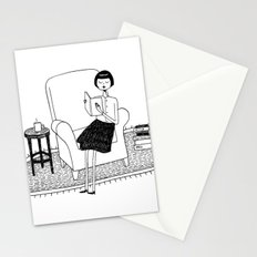 I'll get by as long as I have books Stationery Cards