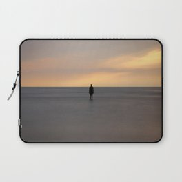 Silent Expectation Laptop Sleeve